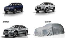 Sous le voile, le grand SUV BMW X7