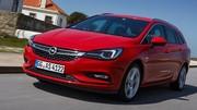Essai Opel Astra Sports Tourer (2016) : Bonne pioche