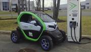Le Renault Twizy maintenant homologué pour le Canada