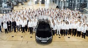 Volkswagen arrête temporairement sa Phaeton