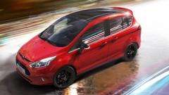 Ford B-Max : série spéciale Color Edition et Ecoboost 140 au programme