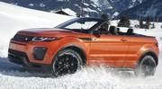 Essai Land Rover Evoque Cabriolet (2016) : parfait à deux !