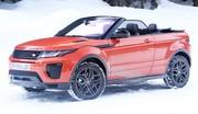 Essai Range Rover Evoque Cabriolet: un petit caprice?