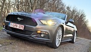 Essai Ford Mustang 2.3 Cabriolet : L'effet Canada Dry ?