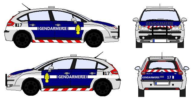 Modifs photoshops de v hicules de secours police - Comment dessiner un camion de pompier ...