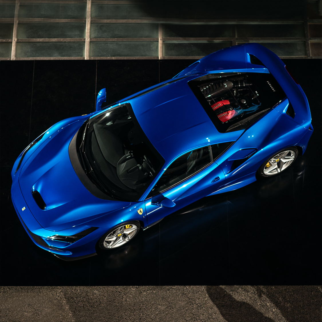 Immagini F8 Tributo Ferrari: Ferrari F8 Tributo