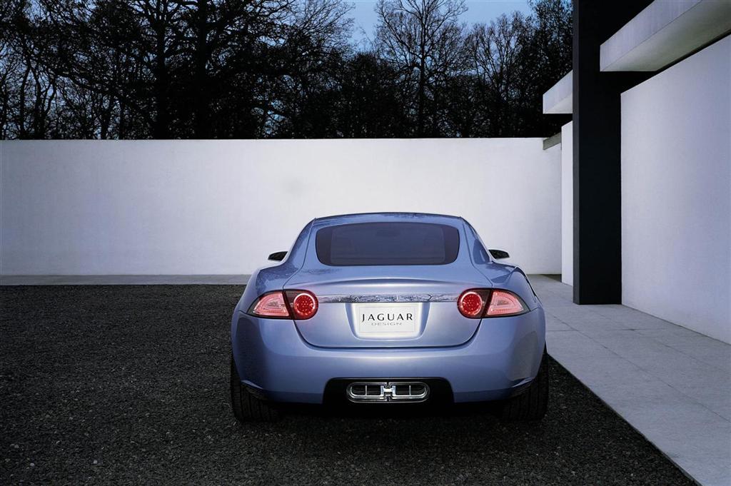 Concept Car Jaguar Advanced Lightweight Coupe Auto Titre