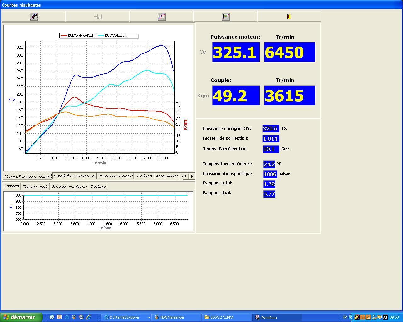 leon 2 cupra 330cv  49 mk - diapason motorsport -