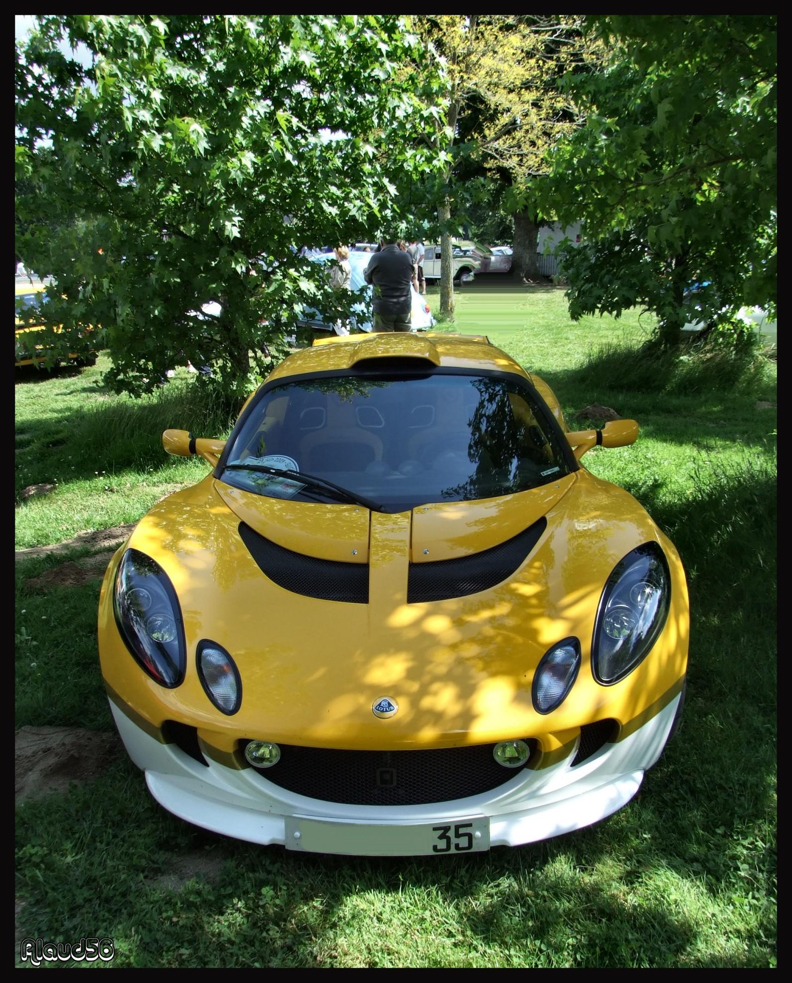 Nouvelle Lotus Exige S & Sa Boitencarton