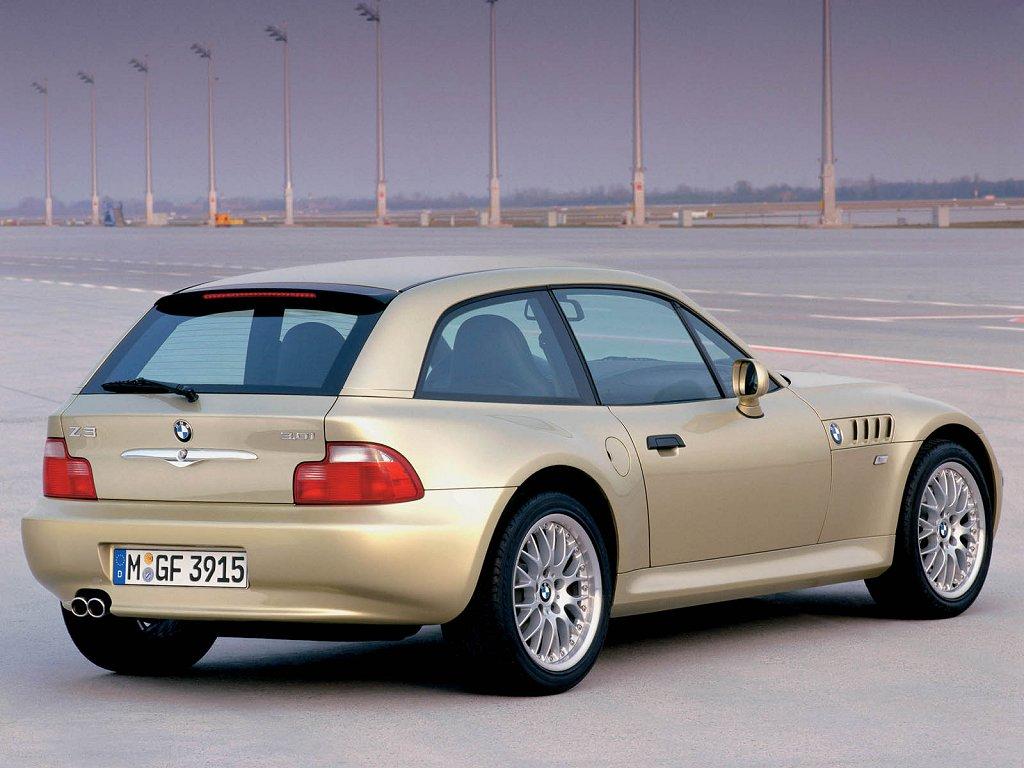 Z3 Coupe Vs Z4 Coupe Auto Titre