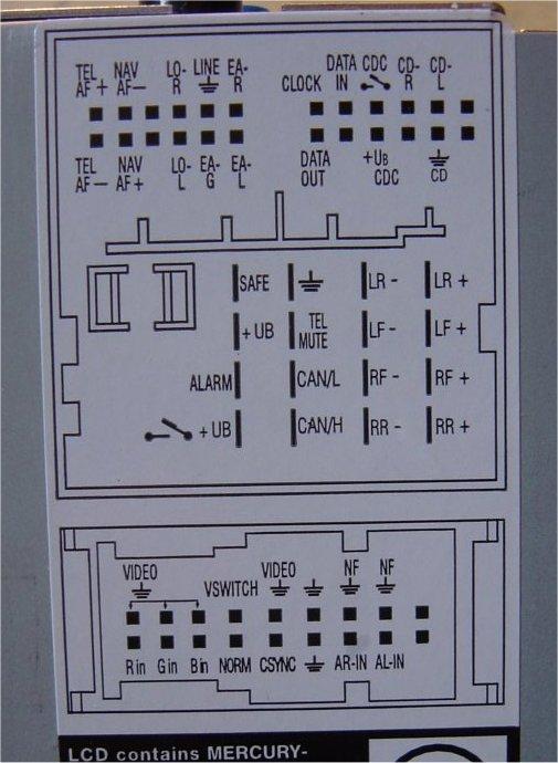 Branchement De Cable Mp3 Sur Gps Mfd2 Auto Titre