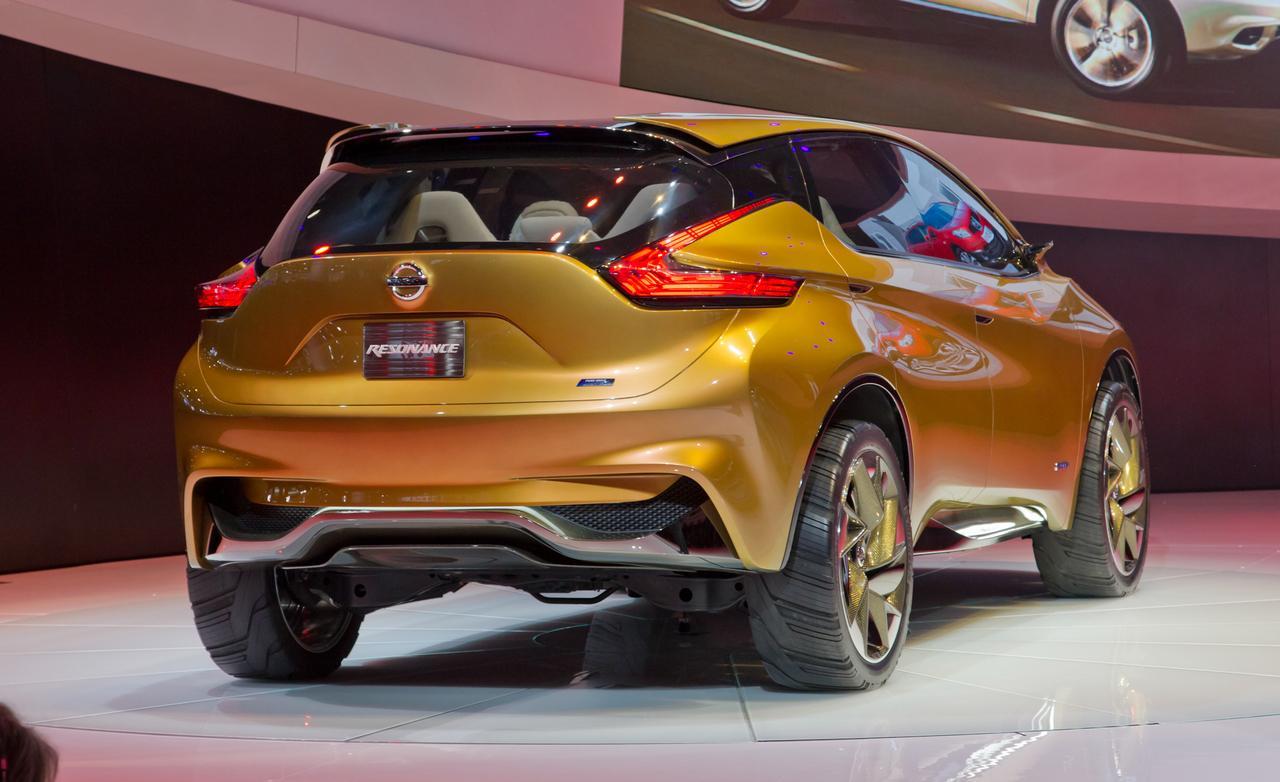 Nouveau Nissan Murano!!! - Page 3 - Auto titre