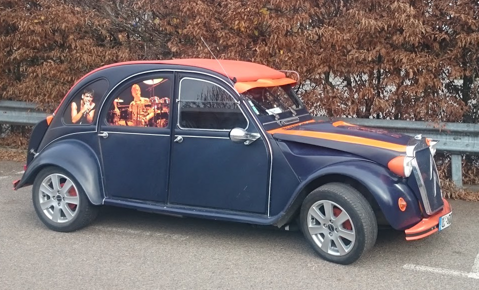 2cv custom et tuning