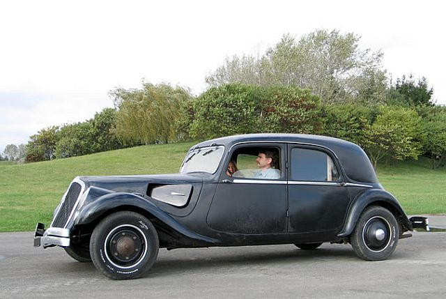 citro u00ebn traction avant 1934