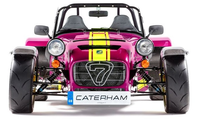 nouvelle caterham page 18 auto titre. Black Bedroom Furniture Sets. Home Design Ideas
