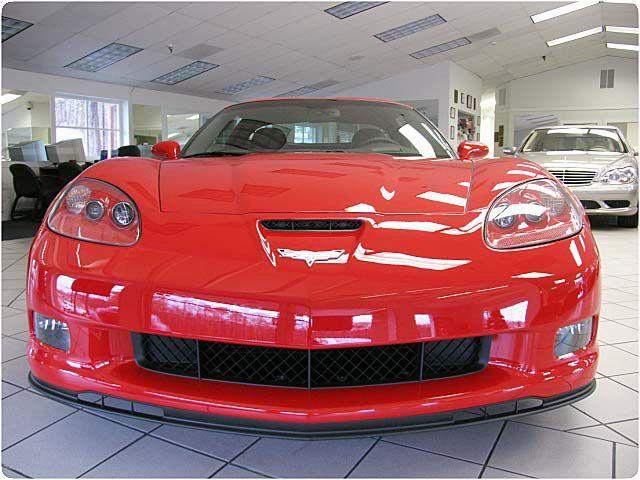 Fiche Technique Chevrolet Corvette Auto Titre