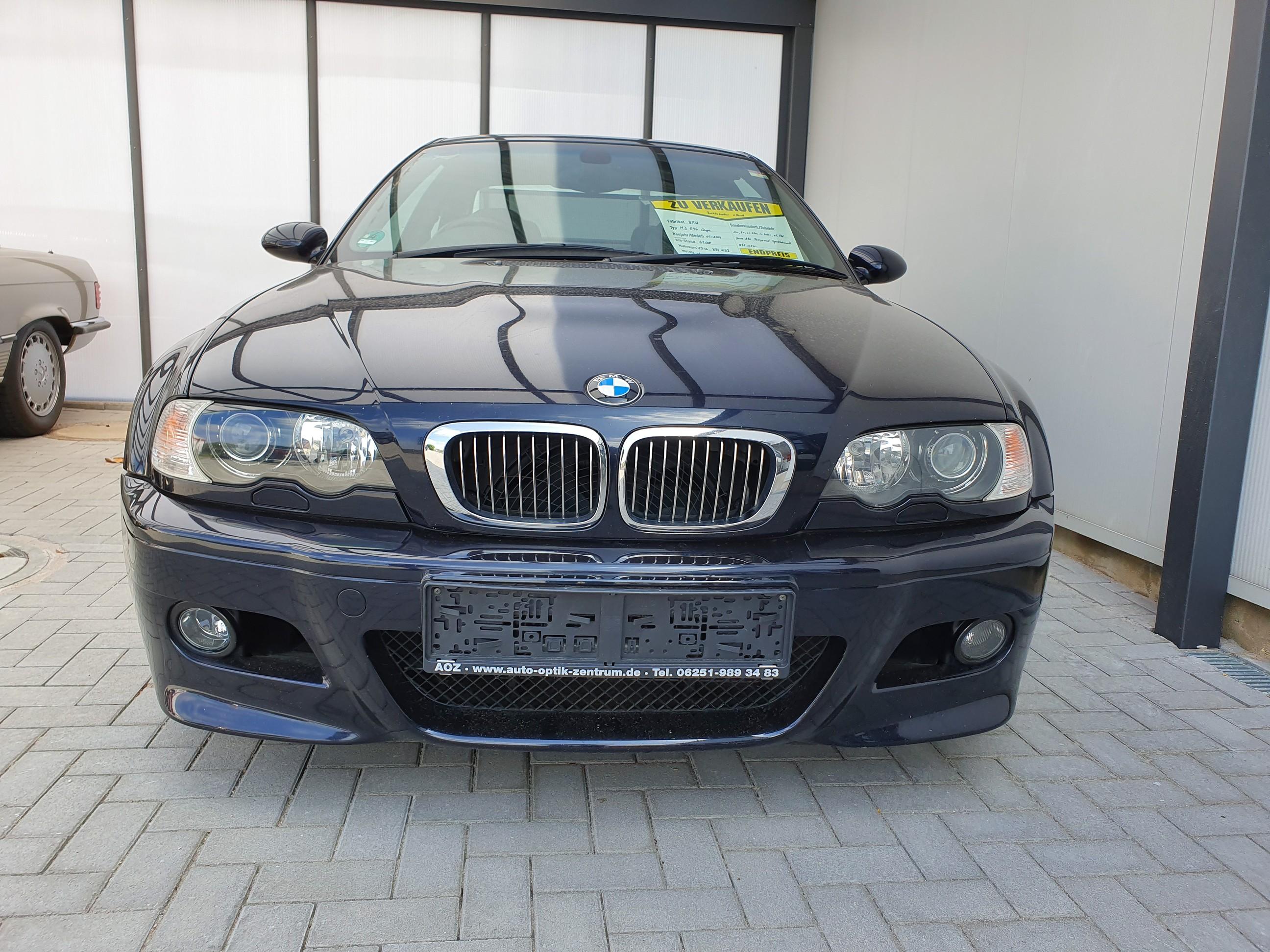Marche arrière : La BMW M3 E46 - Page 11 - Auto titre