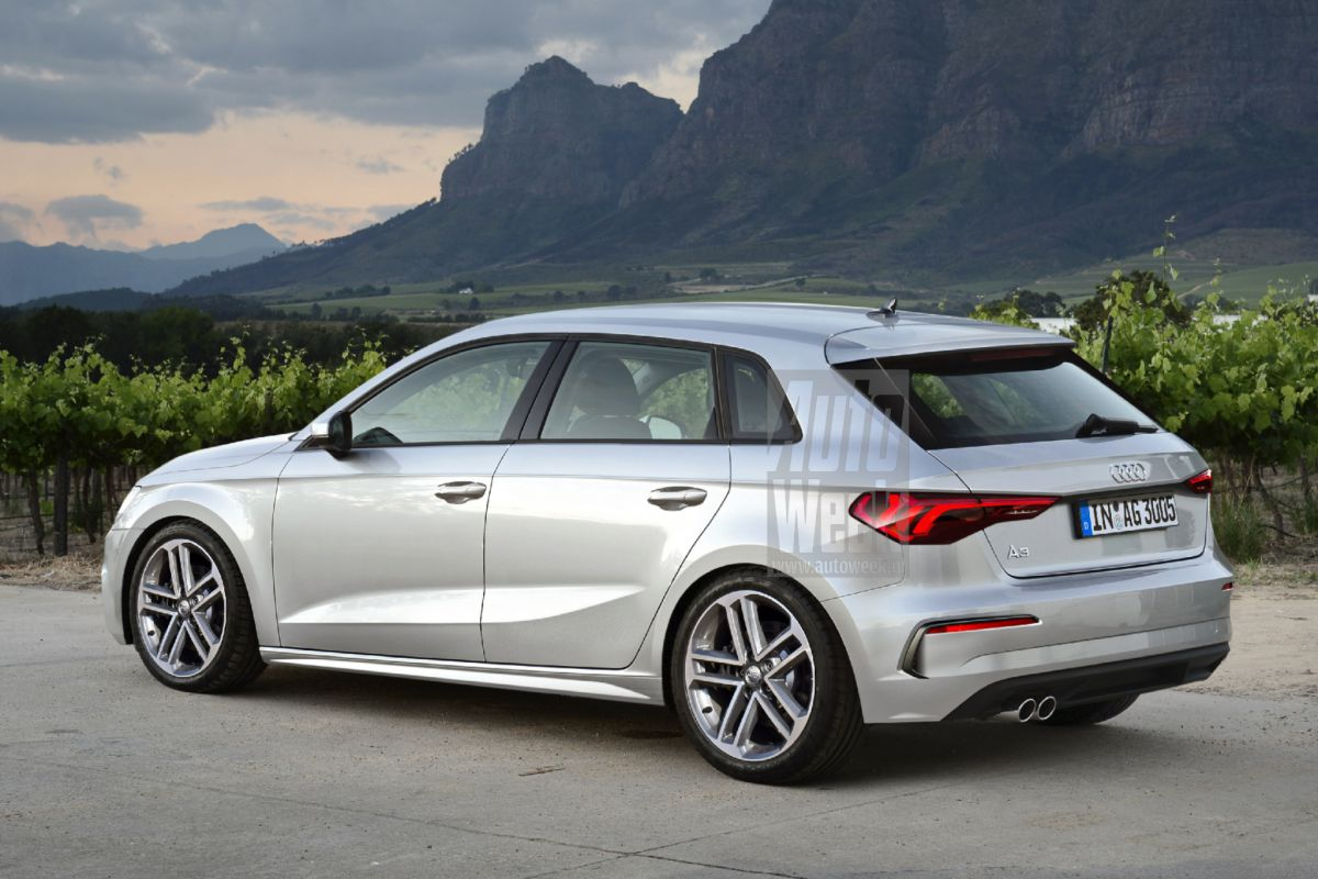 Audi A3 (2019) - Auto titre