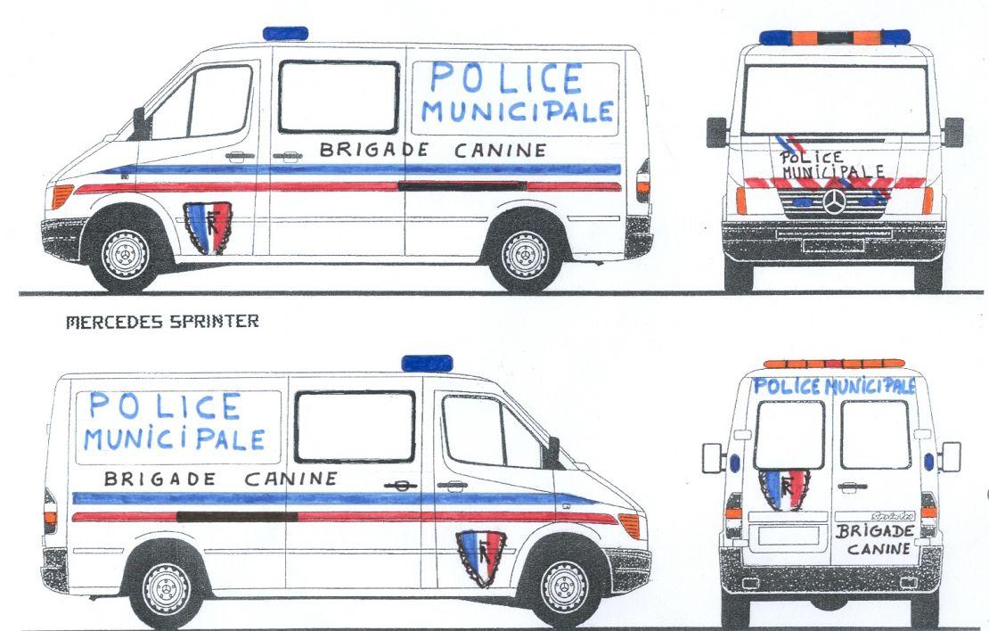 Photos de voitures de police page 63 auto titre - Police coloriage ...