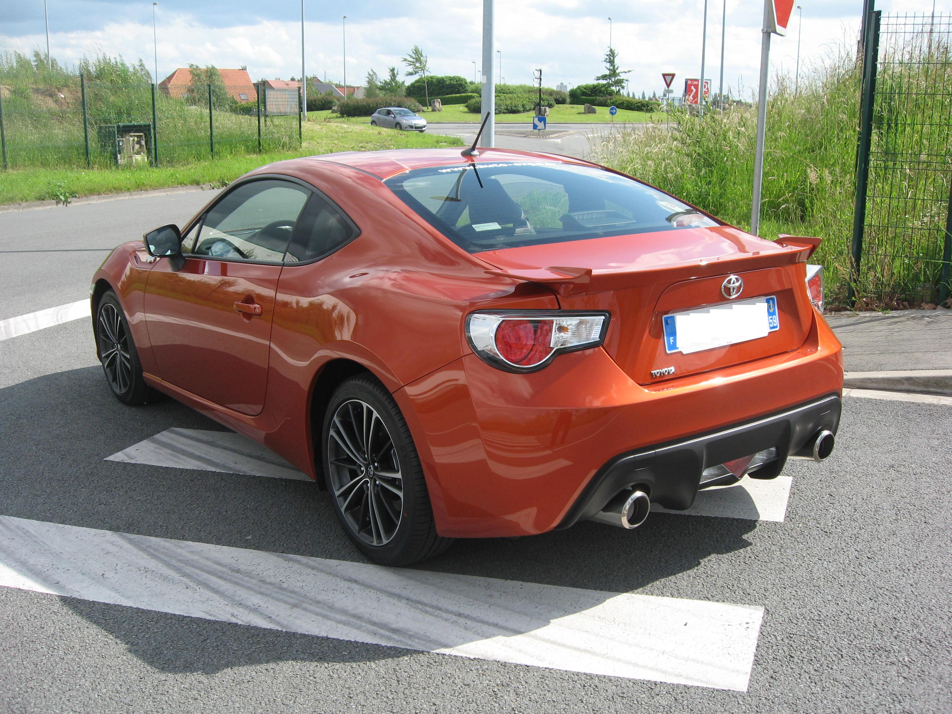 test drive rpt toyota gt86 2 0 200ch bvm 2012 page 4 auto titre. Black Bedroom Furniture Sets. Home Design Ideas