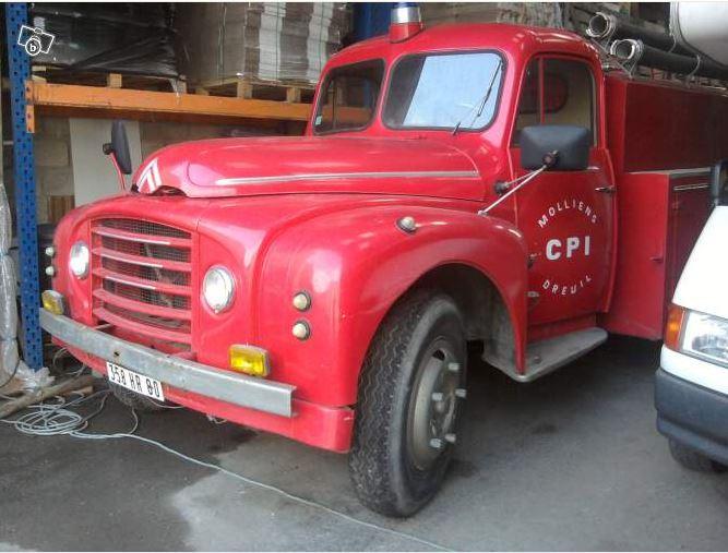 Véhicule De Pompier Ancien Page 98 Auto Titre