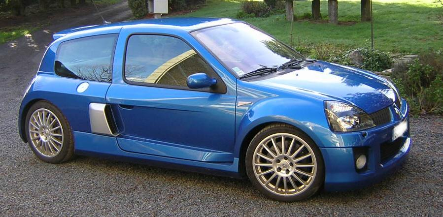 R5 turbo - Auto titre