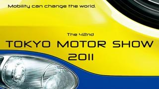Salon automobile de Tokyo 2011