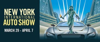 Salon automobile de New York 2013