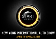 Salon automobile de New York 2014