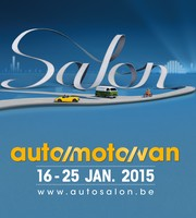 Salon automobile de Bruxelles 2015