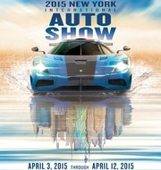 Salon automobile de New York 2015