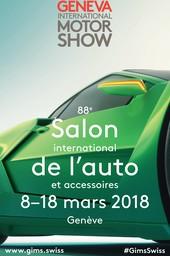 Salon automobile de Genève 2018
