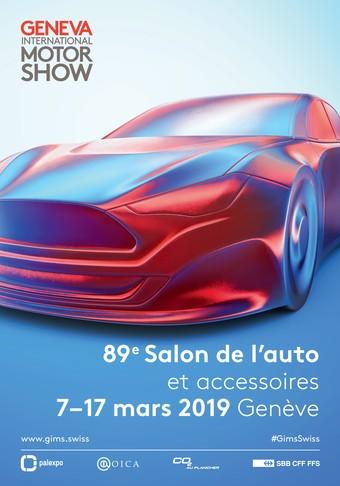 Salon automobile de Genève 2019