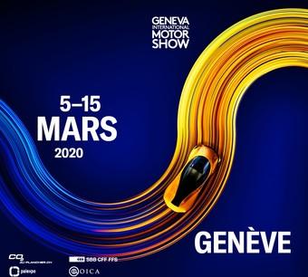 Salon automobile de Genève 2020