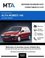 MTA Alfa Romeo 145 phase 1