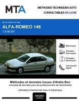 MTA Alfa Romeo 146 phase 1
