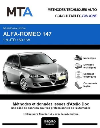 MTA Alfa Romeo 147 5p phase 2