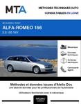 MTA Alfa Romeo 156  break phase 1