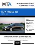 MTA Alfa Romeo 156  break phase 2