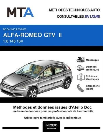 MTA Alfa Romeo GTV phase 2