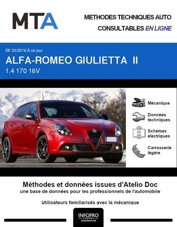 MTA Alfa Romeo Giulietta I phase 3