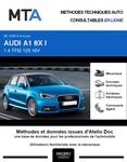 MTA Audi A1 I 5p phase 2
