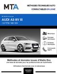 MTA Audi A3 III 3 portes phase 1