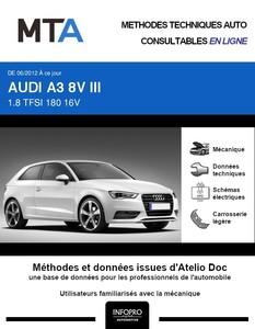 MTA Audi A3 III (8V) 3p phase 1