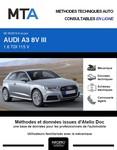 MTA Audi A3 III (8V) 3p phase 2