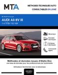 MTA Audi A3 III (8V) 5p phase 2