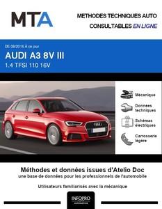 MTA Audi A3 III Sportback phase 2