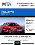MTA Audi A3 III berline phase 1