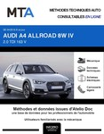 MTA Audi A4 Allroad V (B9) break