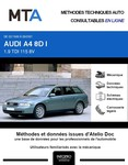 MTA Audi A4 I (B5) break phase 2